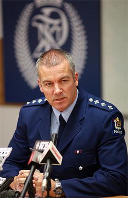 inspector gary davey