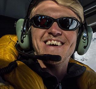 Killed in NZ - swedish climber Magnus Kastengren