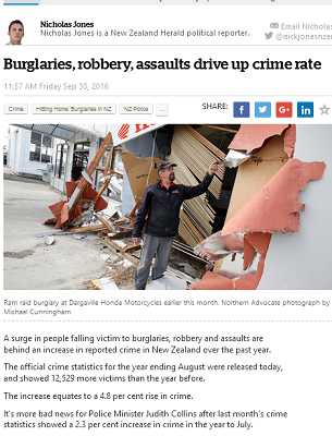 crime-rate-disinformation-nz-herald