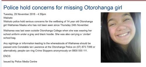 missing-otorohanga-girl-waihanea-maaka